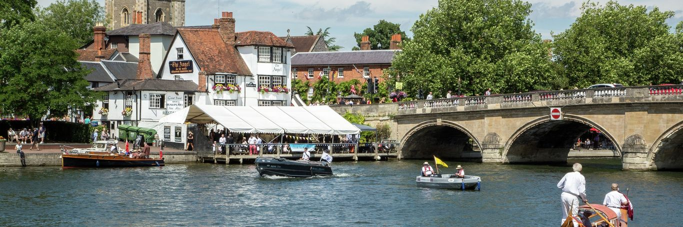 Henley Regatta Oxfordshire Vb438608