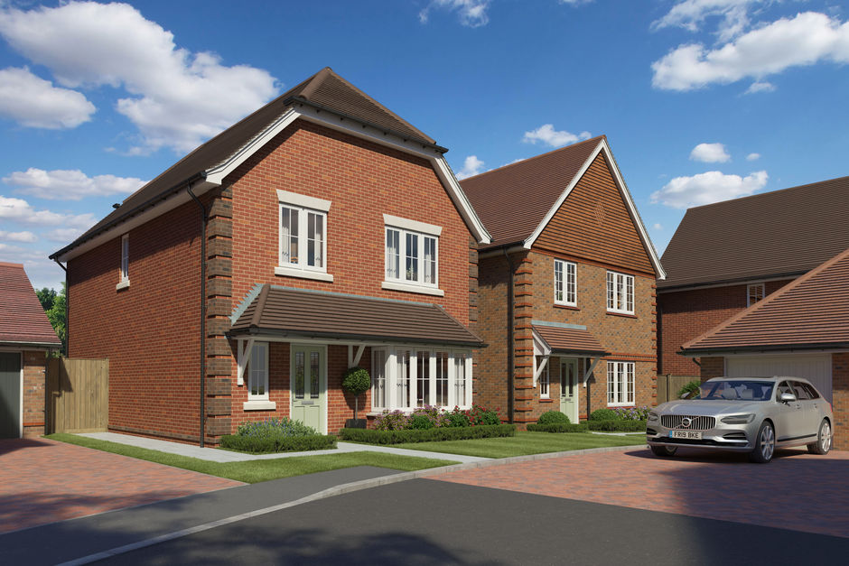 Arborfield View 1 Plots 3 4