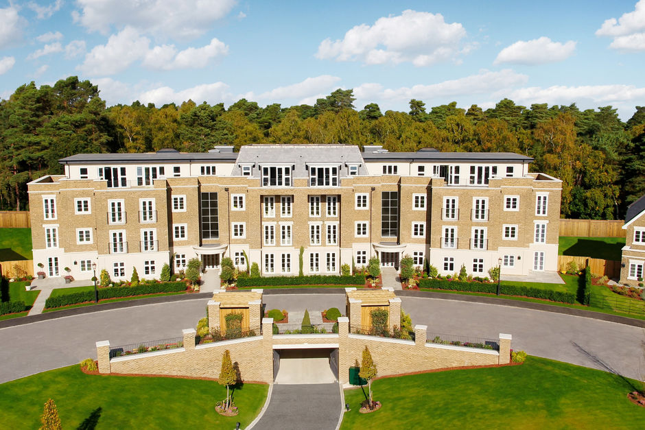 Luxury Apartments at Kingswood, Ascot