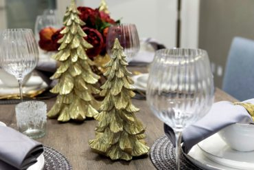 Yuletide design: top tips on dressing your festive table