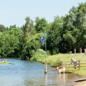 Horse Shoe Lake Eversley Hampshire Vb675154