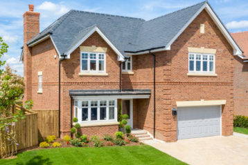 Breedon Place Pangbourne Berkshire 5 Bed Detached Plot 2 Front Of House Vb1480989