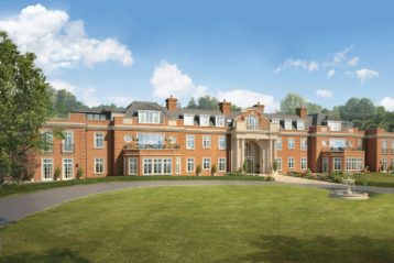 Grand Two And Three Bedroom Apartments Set In A Magnificent 45 Acre Private Estate One Of Surreys Most Desirable Villages