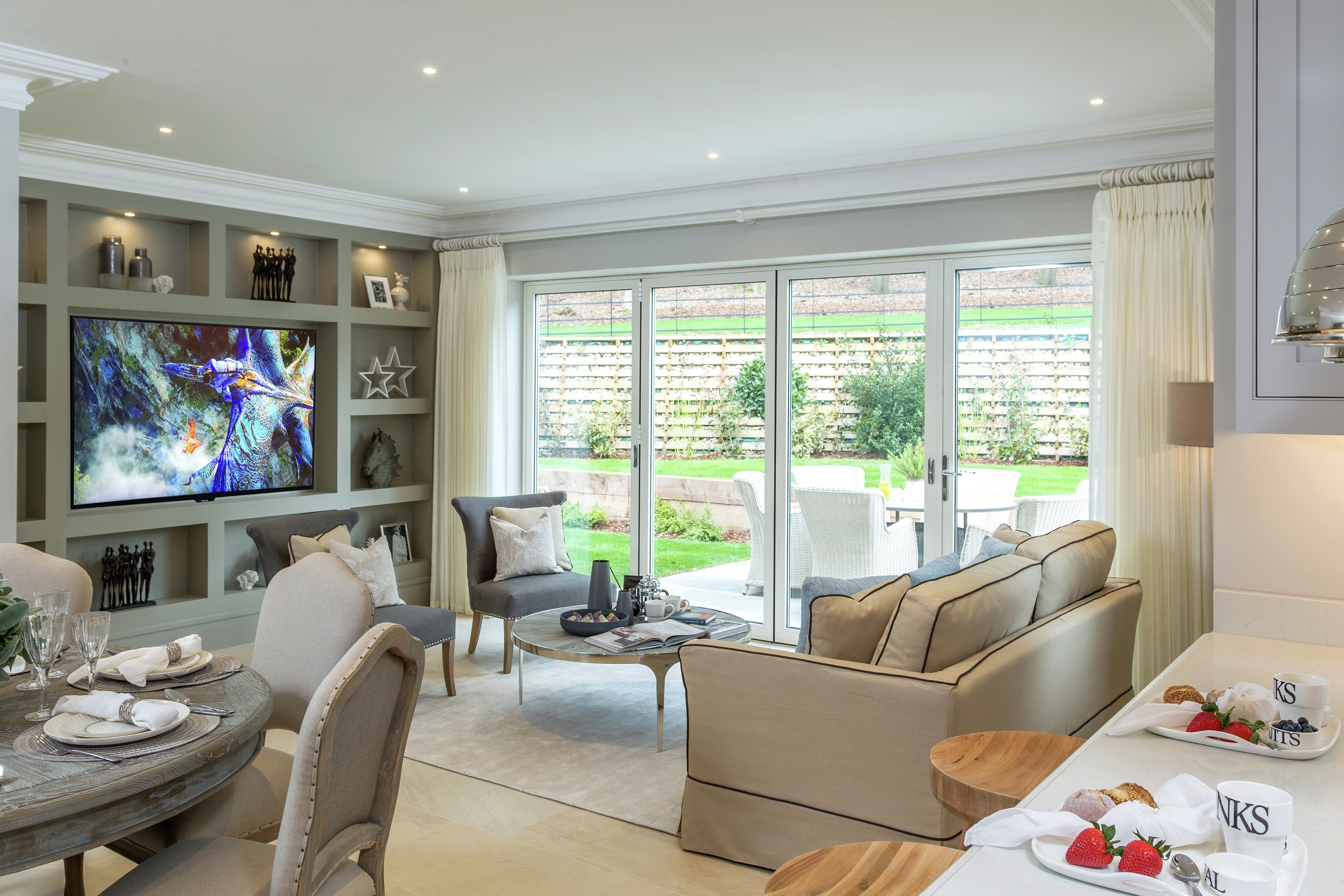 Internal Photography Of Show Homes